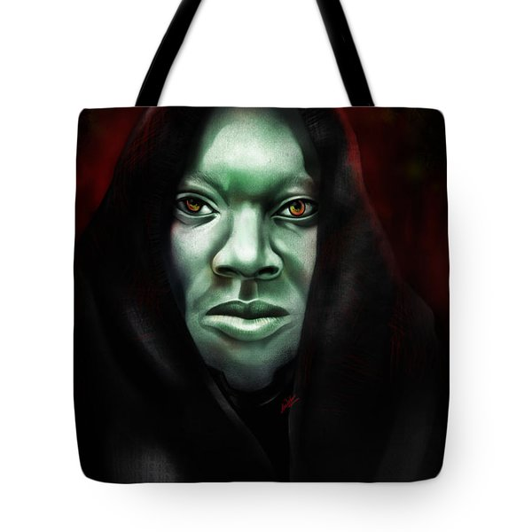 A Sith Fan Tote Bag by AC Williams