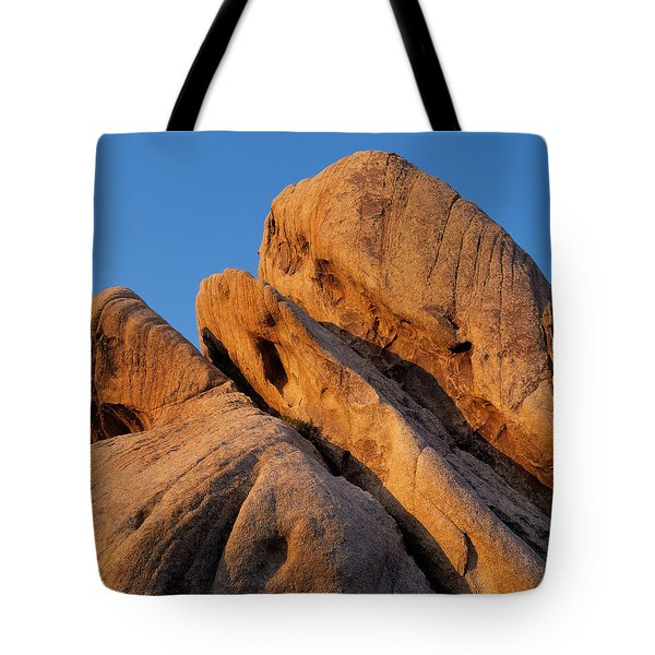 A Slanted View Tote Bag