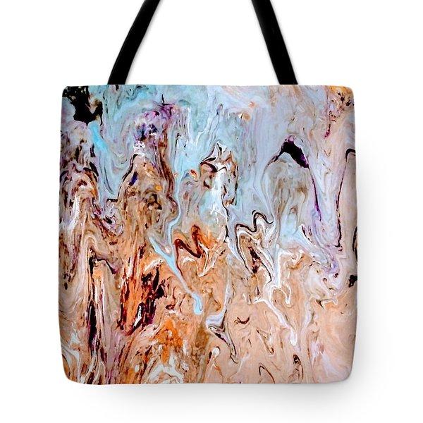 A Slice Of Earth Tote Bag
