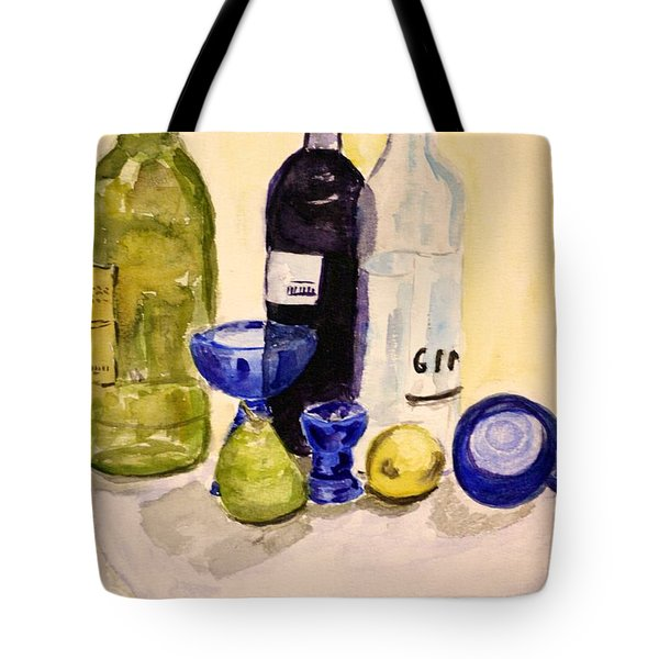 A Small Party Time. Tote Bag