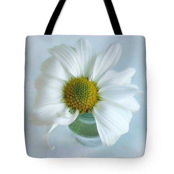 A Small Pleasure Tote Bag by Louise Kumpf