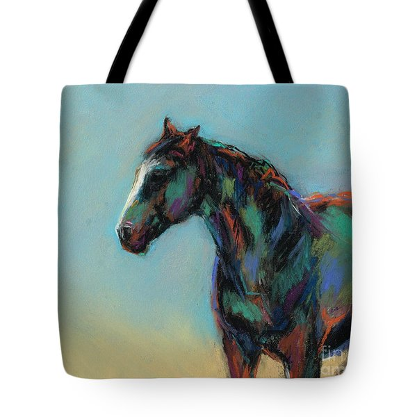 A Soft Breeze Tote Bag by Frances Marino