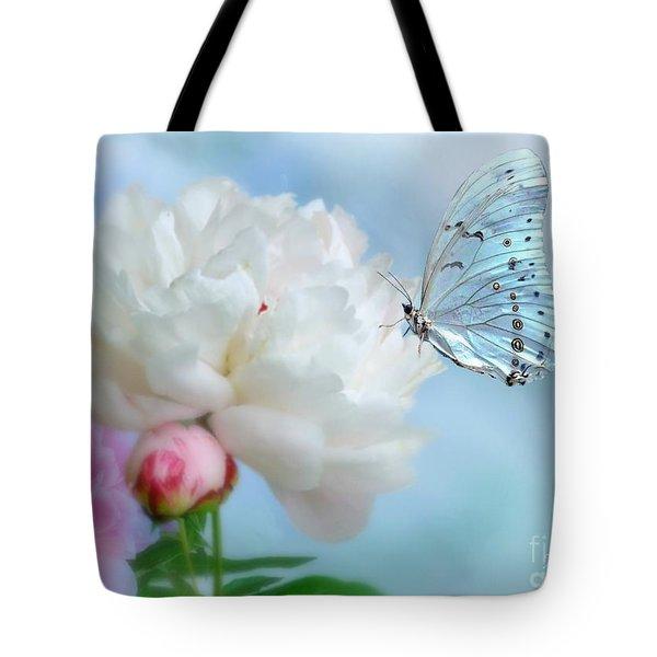 A Soft Landing Tote Bag