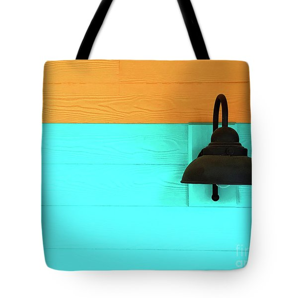 A Solitary Light Tote Bag