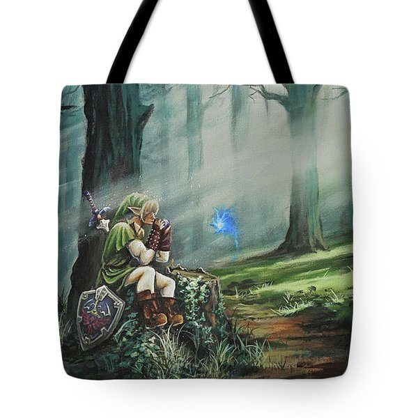 A Song For Navi Tote Bag