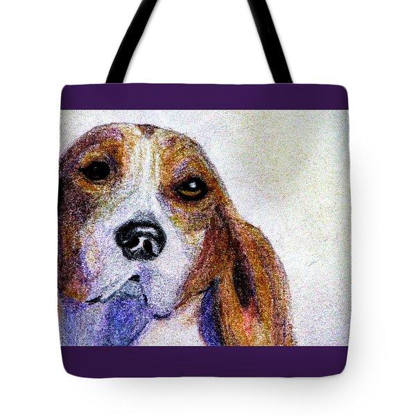A Soulful Hound Tote Bag