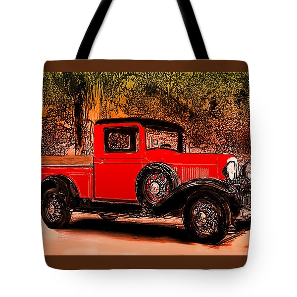 A Southern Ford Tote Bag