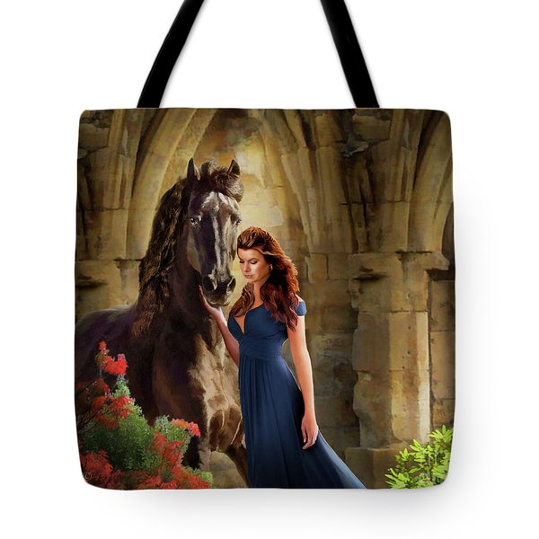A Spanish Night Tote Bag