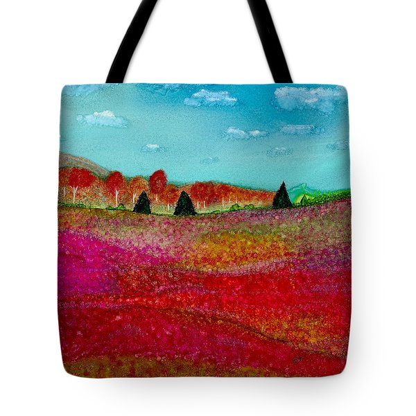 A Special Time Of Year Tote Bag
