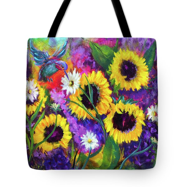 A Special Visitor Tote Bag
