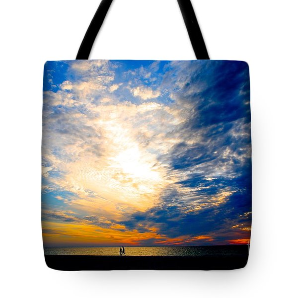 A Speck In The Universe Tote Bag by Margie Amberge