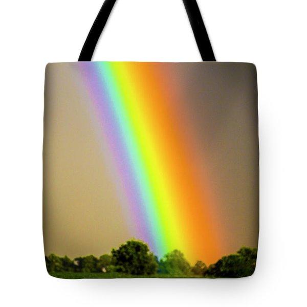 A Spectrum Of Nebraska 002 Tote Bag