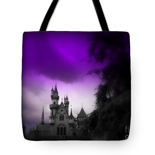 A Spell Cast Once Upon A Time Tote Bag
