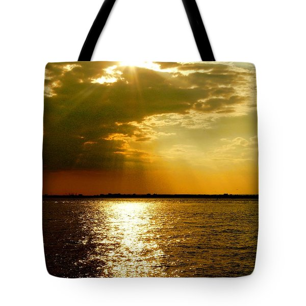 A Spiritual Sunday Tote Bag