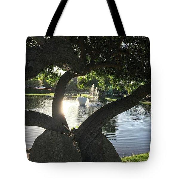 A Splash Tote Bag