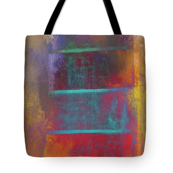 Tote Bag featuring the photograph A Splash Of Color by Teresa Wilson