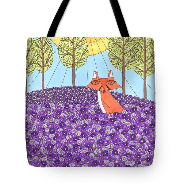 A Spring Dream Tote Bag