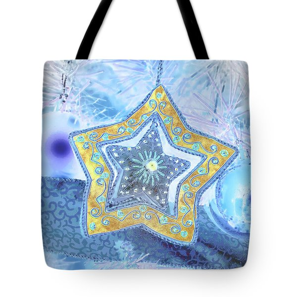 Tote Bag featuring the photograph A Star Is Born by Kate Word