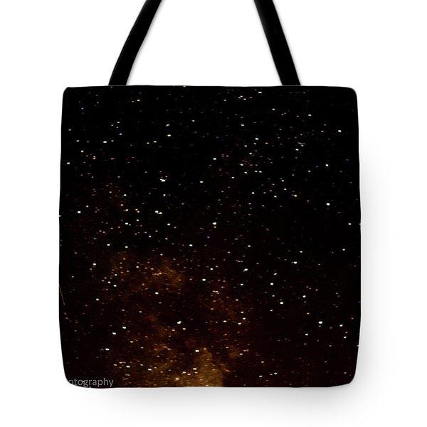 A Star Is Fallen Tote Bag