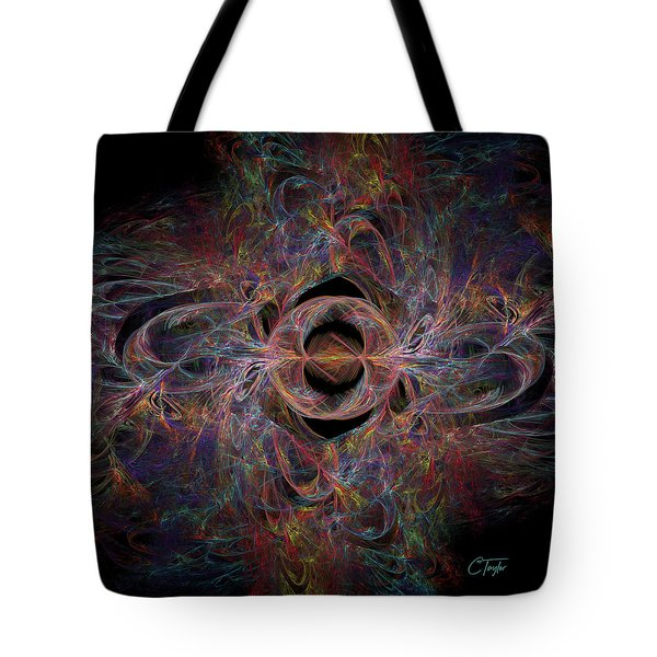 A State Of Mind 1.2 Tote Bag
