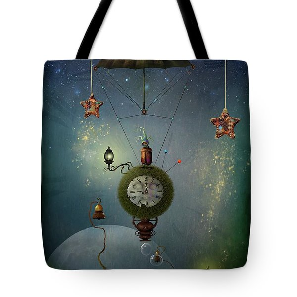 A Stitch In Time Saves Nine Tote Bag