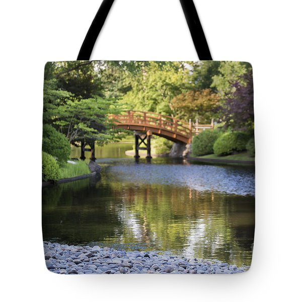 A Stone's Throw Away Tote Bag by Andrea Silies