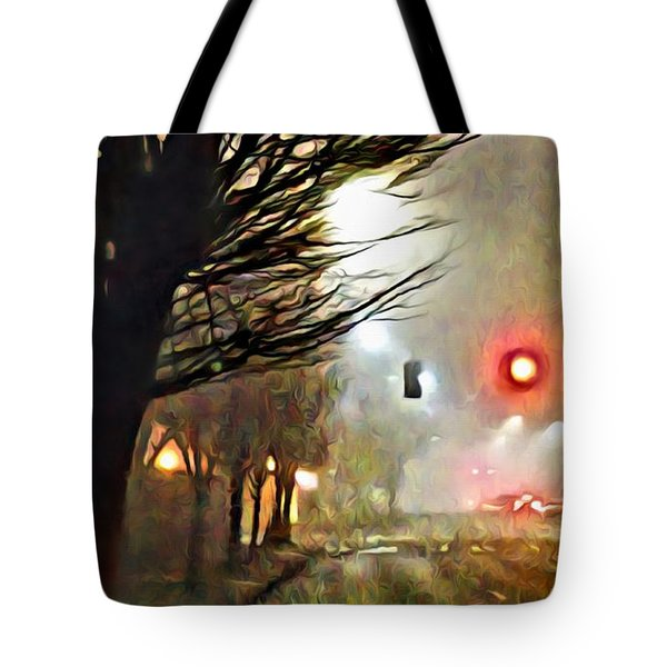 A Stop On My Journey Tote Bag