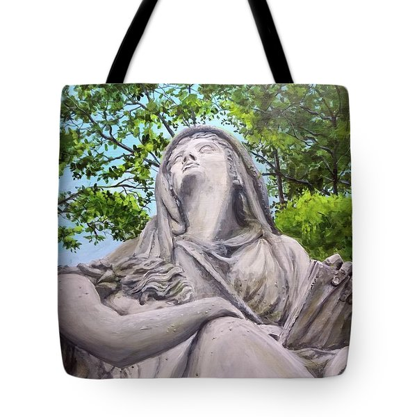 A Story Told Tote Bag