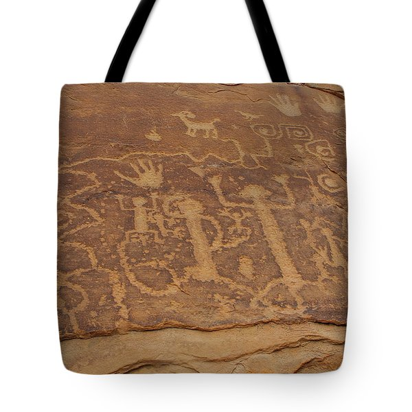 A Story Unfolds Tote Bag