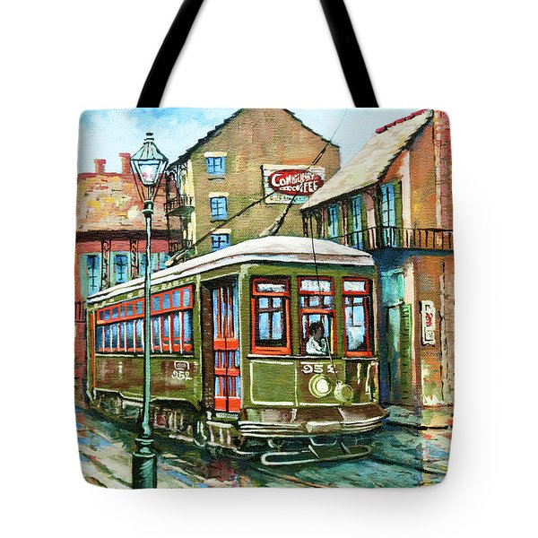 A Streetcar Named Desire Tote Bag