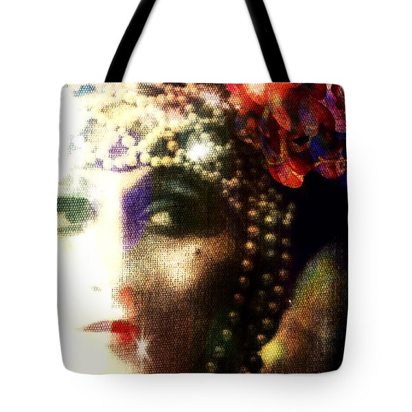 A String Of Pearls Tote Bag