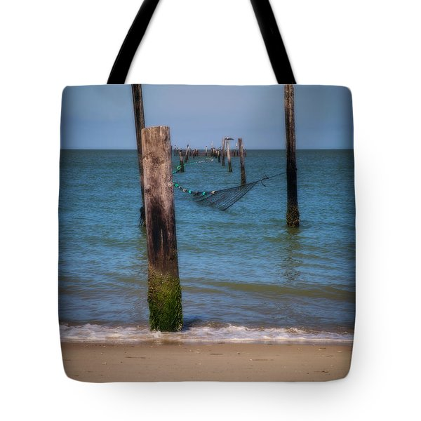 A Study Of Threes Tote Bag by David Cote
