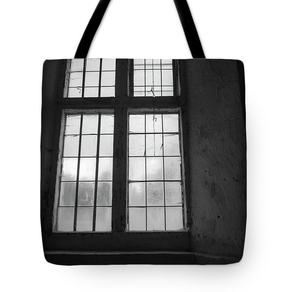 A Study Of Windows Tote Bag