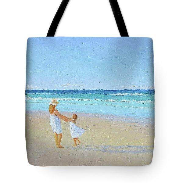 A Summer Dance Tote Bag