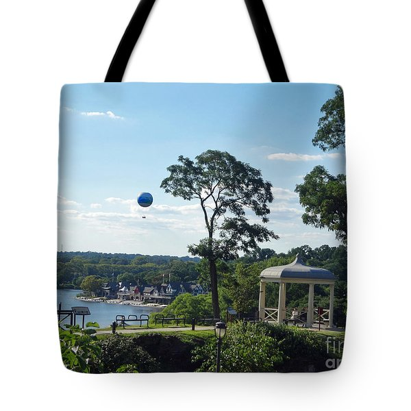 Tote Bag featuring the photograph A Summer Day by Lyric Lucas