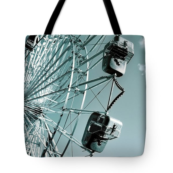 A Summer Ride Tote Bag