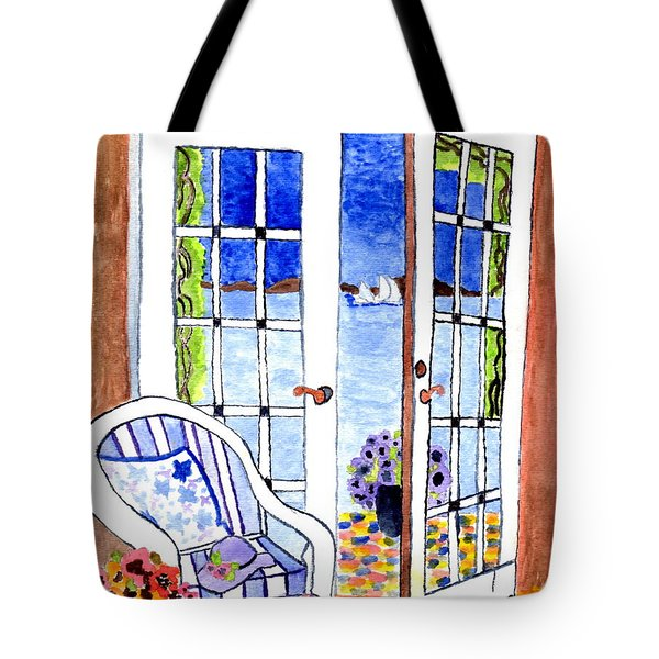 A Summers Afternoon Tote Bag