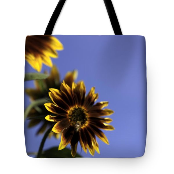 Tote Bag featuring the photograph A Summer's Day by Lora Lee Chapman