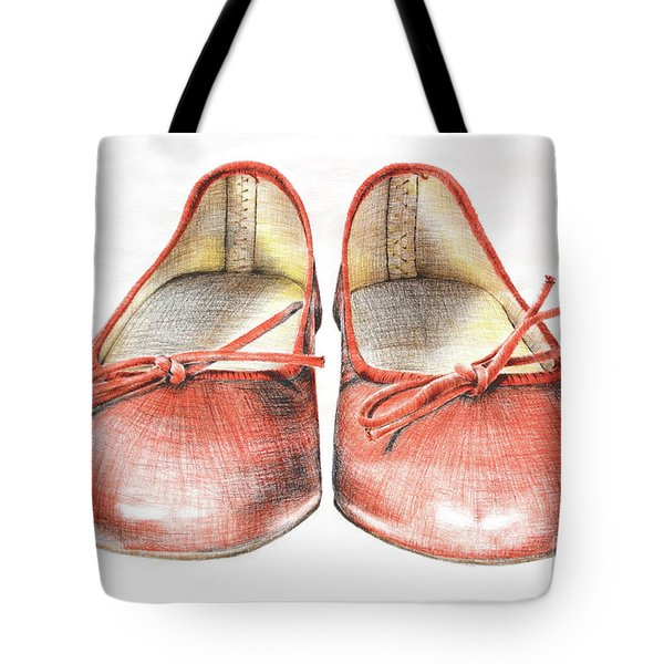 A Sunday Walk Tote Bag