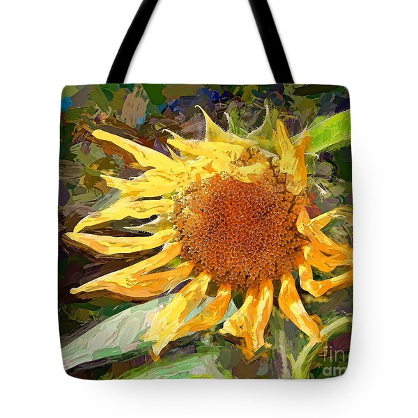 A Sunkissed Life Tote Bag by Tina LeCour