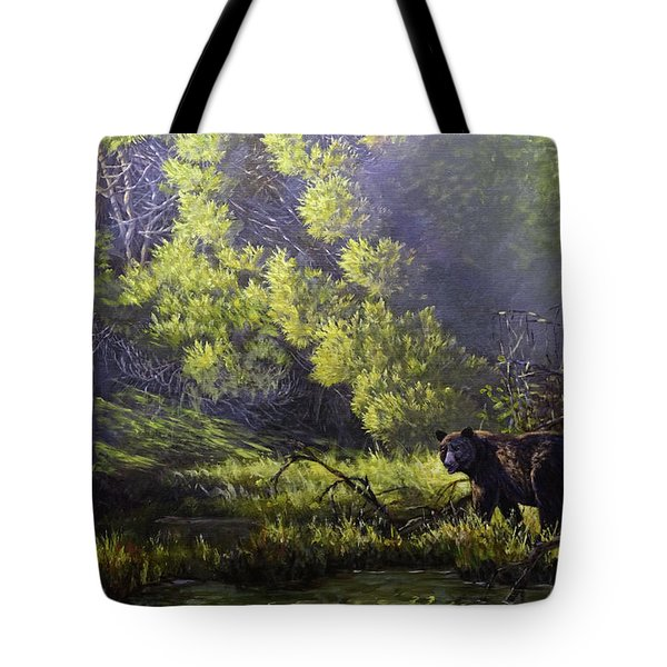 A Sunny Meadow Tote Bag