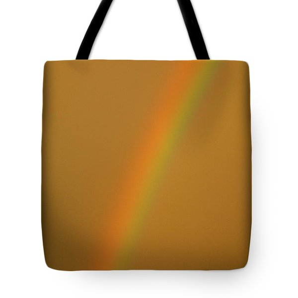 A Sunset Rainbow Tote Bag