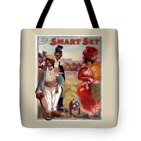 Tote Bag featuring the digital art A Sure Winner by ReInVintaged
