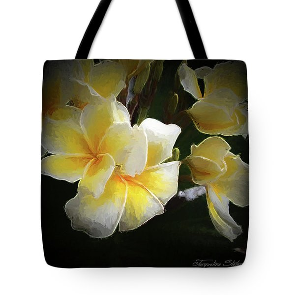 A Symbol Of Grace Tote Bag