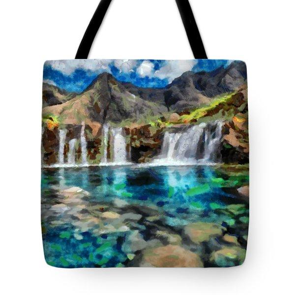 A Taste Of Paradise Tote Bag