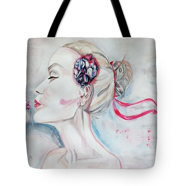 A Taste Of Spring Tote Bag