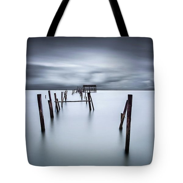 A Test Of Time Tote Bag by Jorge Maia