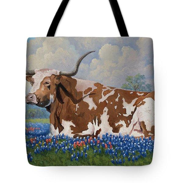 A Texas Welcome Tote Bag