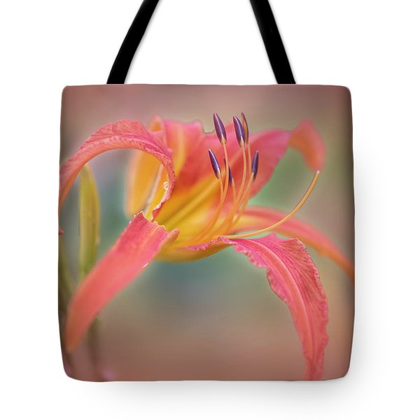 A Thing Of Beauty Lasts Only For A Day. Tote Bag