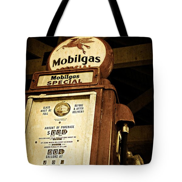 A Thing Of The Past Tote Bag